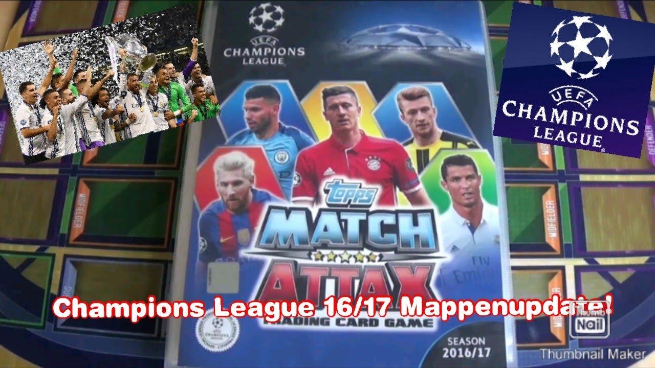 Champions League Qualifikation 16/17