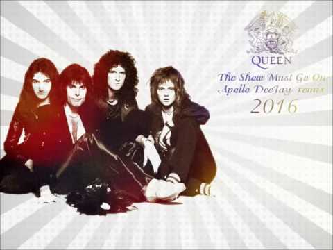 QUEEN - THE SHOW MUST GO ON (APOLLO DEEJAY REMIX)