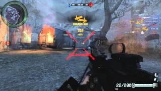 Warface - Gameplay MG3