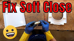 How To Fix Soft Close Toilet Seat