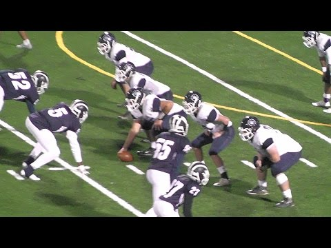 High School Football: New Brunswick vs Freehold Township Highlights 11-13-15