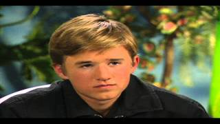 "Jungle Book 2: Haley Joel Osment ""Mowgli"" Interview"