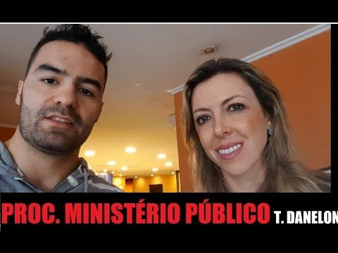 Procuradora da República - Ministério Público Federal - Thaméa Danelon