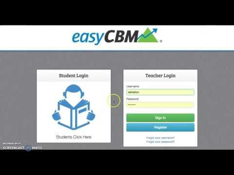 Easycbm