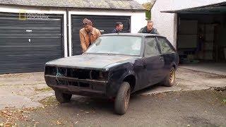 Ten rzadki samochód rajdowy zasłużył na nowe życie! [Car S.O.S]