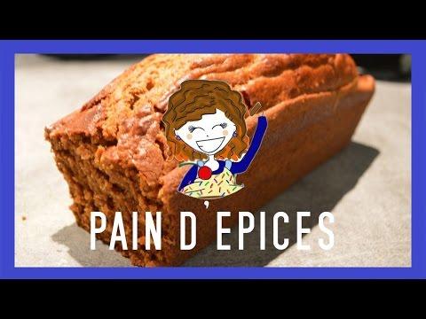 ofelaye-cuisine- -recette-du-pain-d'épices-moelleux