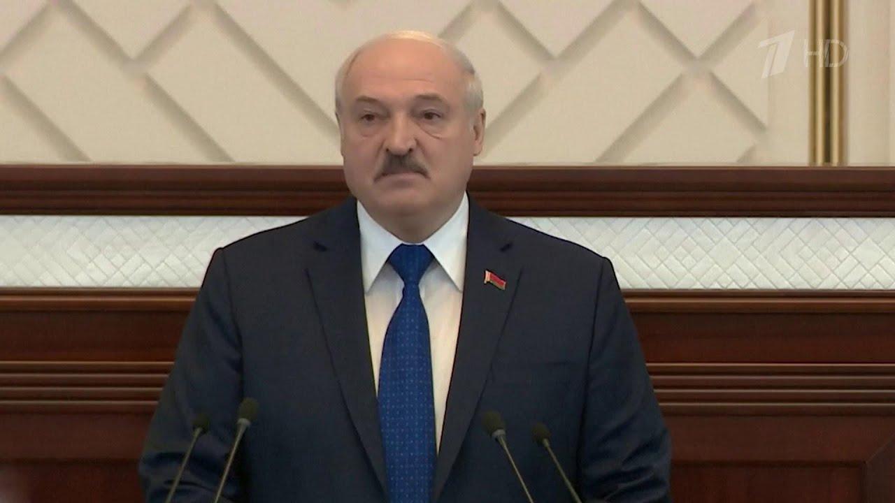 Александр Лукашенко обозначил основные угрозы с Запада и их истинную цель