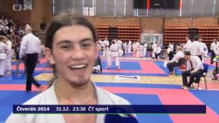 Rozhovor s judistou na ČT Sport