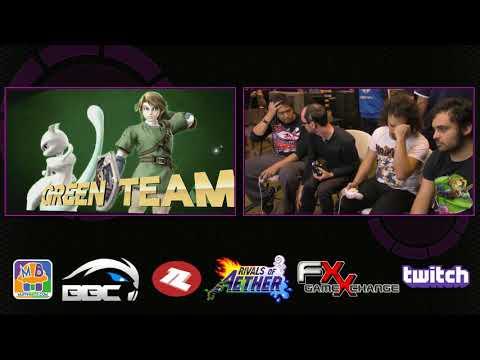 SW 151 - Hyrule Hero + Mew² vs Zei + DWIN - Winners Finals Smash 4