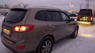 Hyundai Santa Fe II Рестайлинг, дизель V-2.2 л. (Хундай Санта-фе 2).