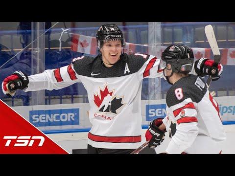 Canada 4, Germany 1 FULL WORLD JUNIORS HIGHLIGHTS