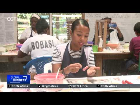 Made in Kenya: Unique ceramic jewelry by 'Kazuri' gaining traction worldwide