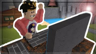 JUMPING MY WAY TO THE EXIT IN FLEE THE FACILITY! (ROBLOX)
