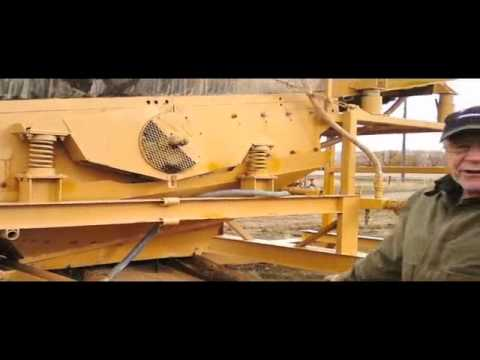Gold Wash Plant - Placer Mining Tools
