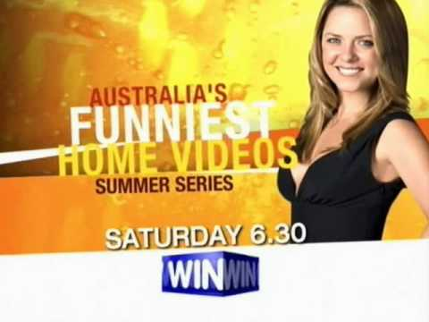 WIN Promo: Funniest Home Videos (Summer 2007-08)