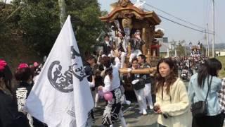 千早赤坂村60周年パレード 二河原辺 飲んじゃって