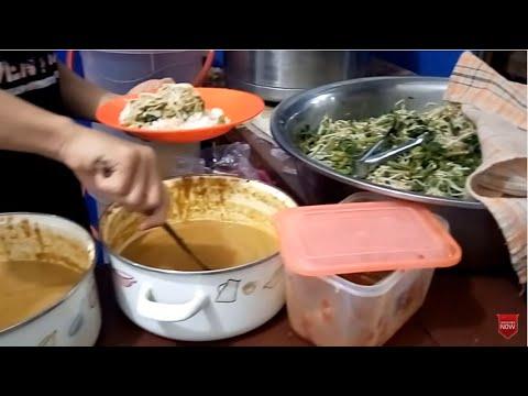Wisata Kuliner Pecel Madiun Cak Tikno, Enak Murah!