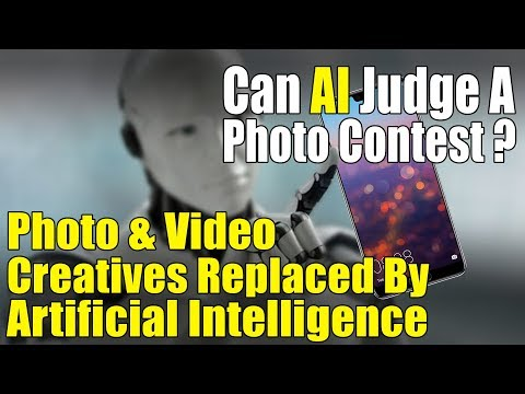 Photo & Video Creatives Replaced By Artificial Intelligence