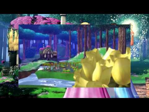 Two Voices, One Song - Alexa's Part Only ~Barbie and the Diamond Castle~