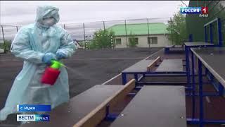 Игры и развлечения детей на улицах Шурышкарского района станут безопаснее