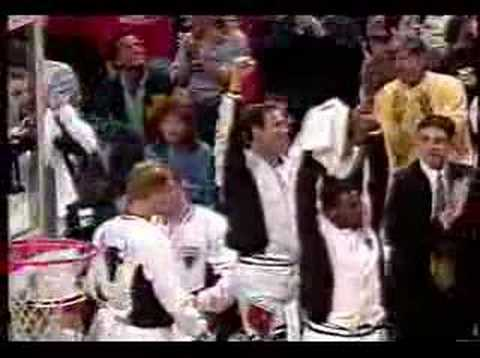 Bulls Vs Heat 1996 - Game 2 - Michael Jordan 29 Points
