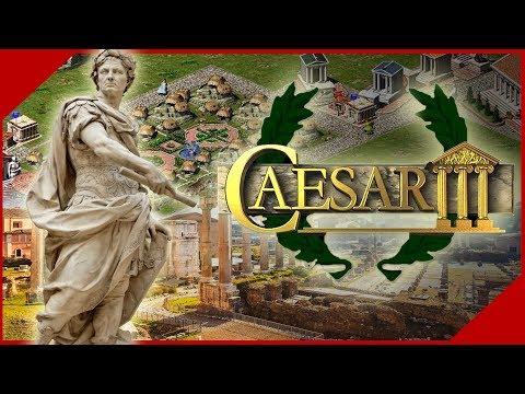 Caesar 3 - В 1920x1080 Императорский градостроитель!