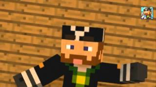 CavemanFilms - Eye Of The Ender (Minecraft Parody Of Eye Of The Tiger)