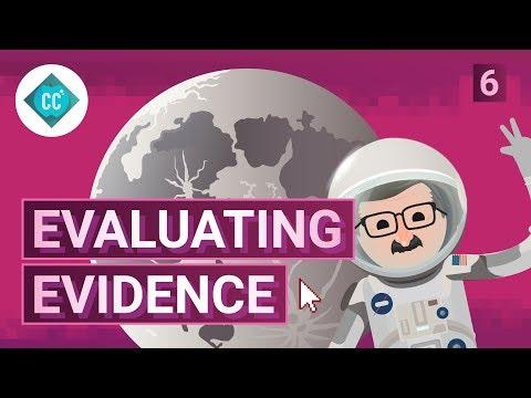 Evaluating Evidence: Crash Course Navigating Digital Information #6