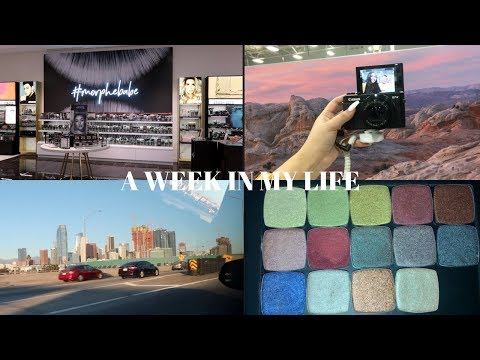 A WEEK IN MY LIFE | NEW CAMERA, SHOPPING + MORE