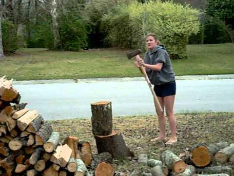 bustin wood