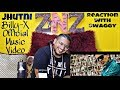 Juttni | Billy-X | Reaction Video | Swaggy | SQuaD ZNZ