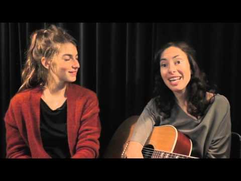 BOY interview - Valeska & Sonja (part 1)
