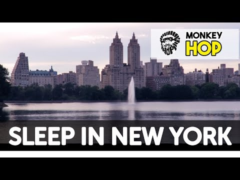 How to Sleep in New York for Free