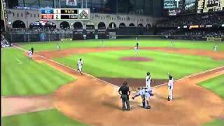 2009/06/24 Erstad's pinch-hit homer