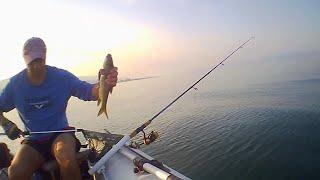 рыбалка тролинг на озере Кинерет 07 11 20