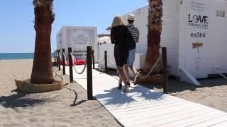 La nouvelle Vague Beach Club Argelès Sur Mer : 06 20 57 27 64