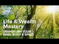 Tony Robbins Life  amp  Wealth Mastery  Transform your mind  body and spirit
