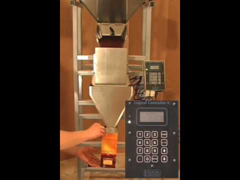 weigh and fill machine coffee