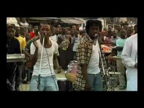 The B-band - Nzela