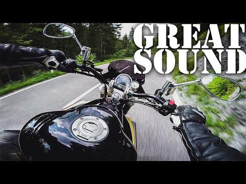 Yamaha MT-01 | AUSTRIAN SNAKE | RAW Part 1