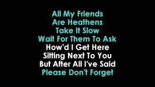 Heathens Karaoke Twenty One Pilots