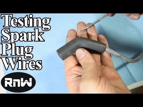 how to check for bad spark plug wires  | funnydog.tv