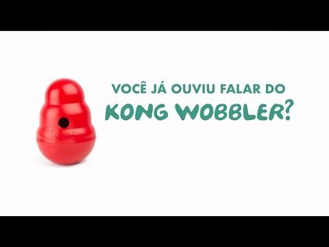 Kong Wobbler - Veja como funciona