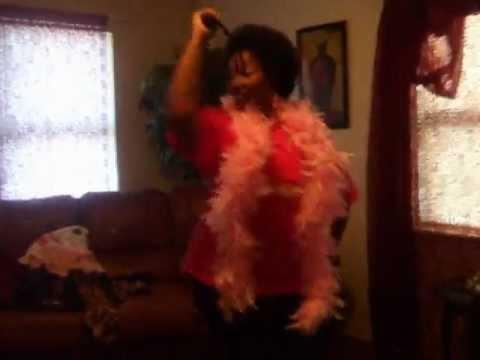 Bridgette Monroe Breast Cancer Survivor Celebrating Race Day