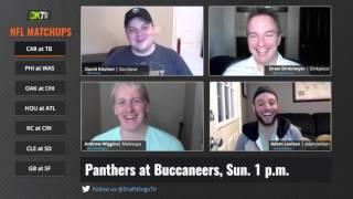 NFL Week 4 Matchups Breakdown - DraftKings Fantasy Football Picks