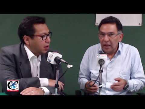 """""""La gente que quiere un cambio que vote por un #Independiente #Constituyente"""": Álvaro Luna"""