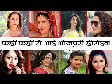 कहाँ कहाँ से आई भोजपुरी हीरोइन। Amrapali Dubey Kajal Akshra Madhu sharma Seema Pakhi Rinku PB News