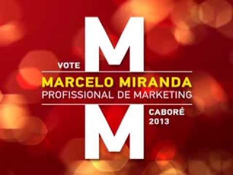 Marcelo Miranda por Vitor Belfort  - Caboré 2013