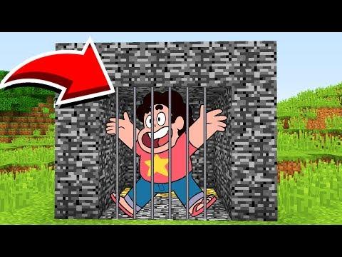 Minecraft : We TRAPPED STEVEN UNIVERSE! (Ps3/Xbox360/PS4/XboxOne/PE/MCPE)