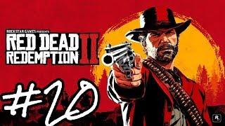 OBY W TYM POCIĄGU BYŁA KASA! - Let's Play Red Dead Redemption 2 #20 [PS4]